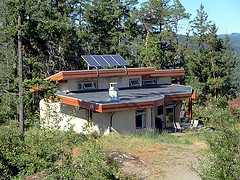 An off grid home