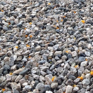 Rock Mulch