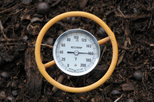 Compost Temperature 160